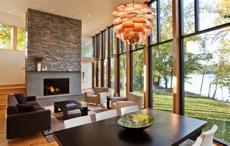 ledgestone fireplace living room with coffee