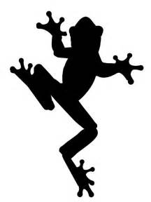Flower Fairy Wall Stickers frog silhouette by kwg2200 shilhouette cameo pinterest