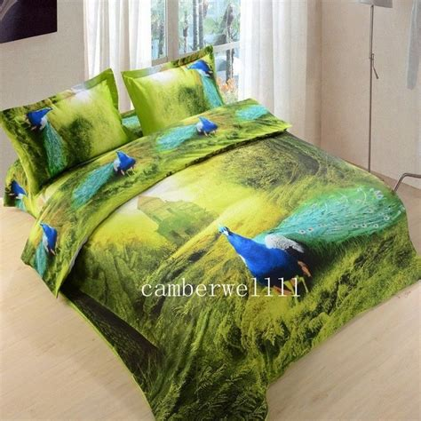 peacock bedding set the 539 best images about peacock linens bedding on