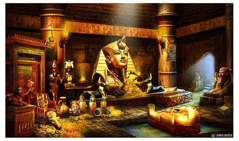 treasure rooms artstation ancient treasure room junti dutta