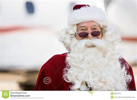 portrait of santa claus royalty free stock photo image