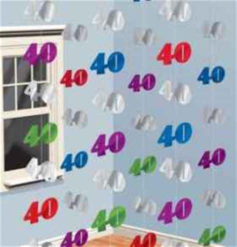 Dekoideen Zum Selber Machen 4473 by 40 Geburtstag Geschenke Deko Dekoartikel Und