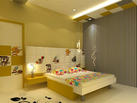 Modern Bedroom Decorating Ideas by Kids Room Interior Gayatri Creations
