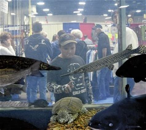 hot springs boat tackle rv show hot springs sentinel record aquatic wonders