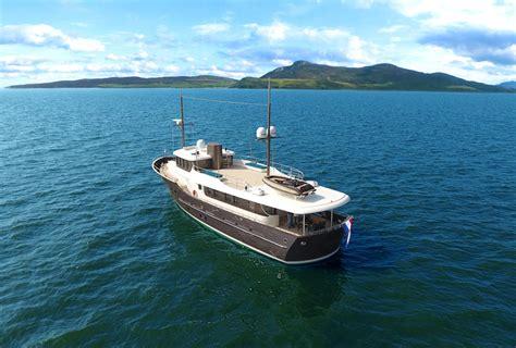 motorjacht livingstone motor yacht livingstone delivered kroes poortinga