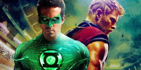 thor ragnarok film story what thor s director learned from dc s green lantern