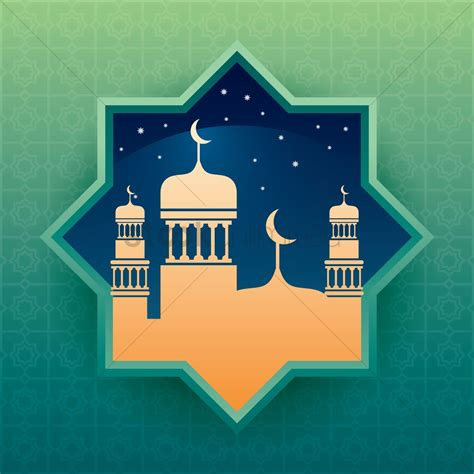 Hari Raya Card Template by Hari Raya Card Design Vector Image 1996938 Stockunlimited