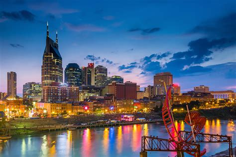 nashville tennessee top 10 coolest companies to work for in nashville