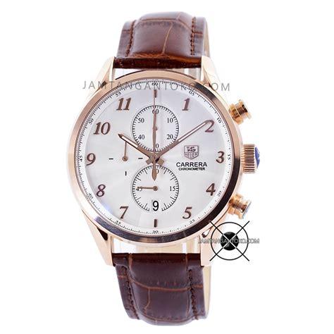 Jam Tangan Hublot Hb026 Brown Rosegold harga sarap jam tangan tag heuer herritage brown gold kw premium