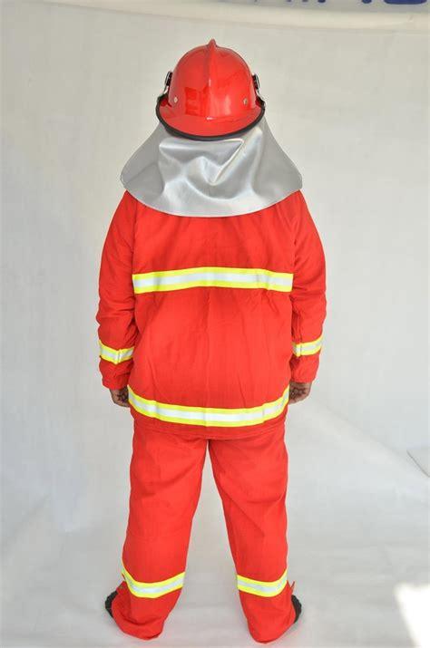 Jaket Lengan Api Segel jual baju pemadam kebakaran harga murah semarang oleh pt patigeni mitra sejati