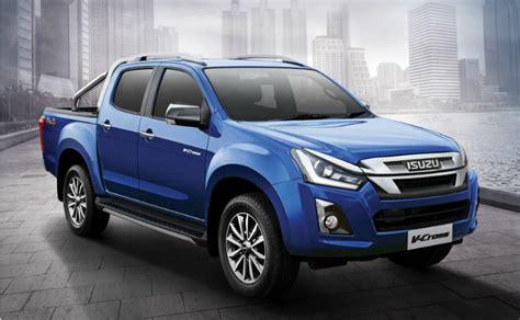 2019 isuzu d max 2019 isuzu d max v cross facelift launched in