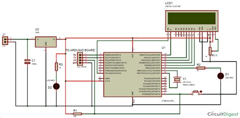 make arduino circuit diagram circuit and schematics diagram