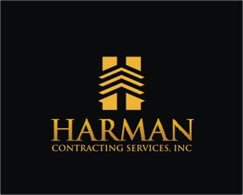 harman contracting services inc logo design contest logo