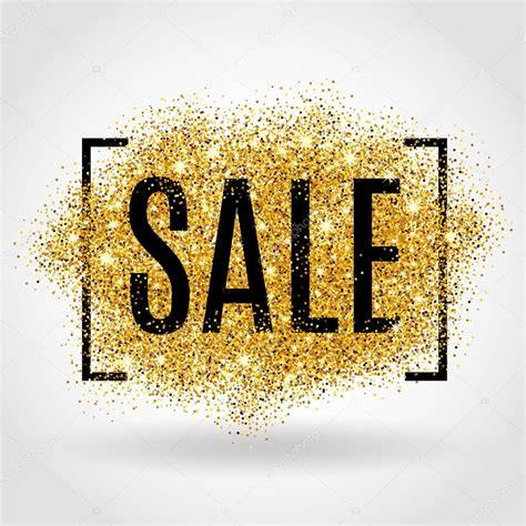 new sale imega gold sale background in frame stock vector 169 pirinairina 96746286