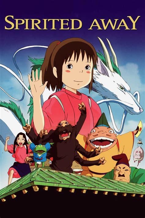 film anime movie tersedih spirited away 2001 movies film cine com