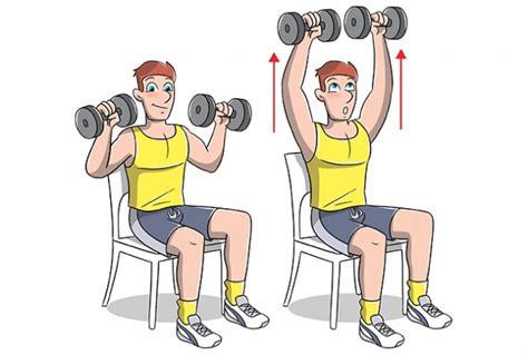 esercizi spalle a casa esercizi spalle il programma di allenamento per lui