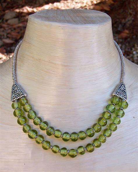 glass bead jewelry ideas fair trade designs jewelry