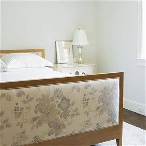 Grey Headboard And Footboard Upholstered Headboard And Footboard Cottage Bedroom Mabley Handler