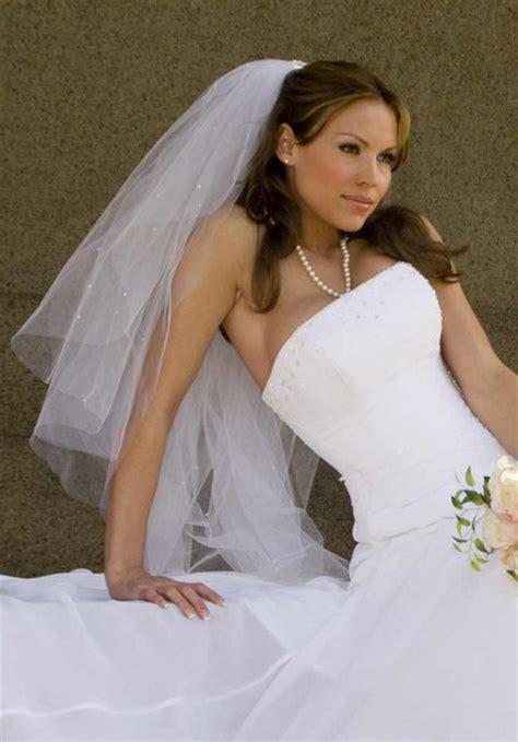 Hochzeitsfrisur Offen Mit Schleier by Brautfrisuren Offen Mit Schleier