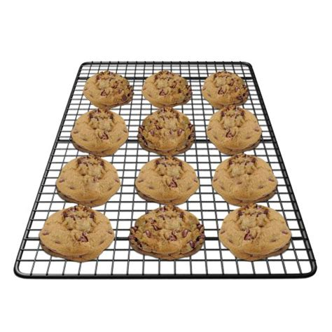 cooling rack best bakers metal wire rack cool cookies
