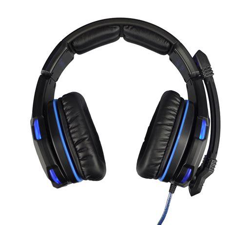 Headset Gaming Sades Sa 706 X Power Plus sades gaming headset plus sa 907s sades