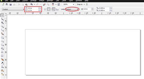 tutorial corel draw x4 membuat spanduk contoh desain spanduk toko fotocopy dengan coreldraw x4