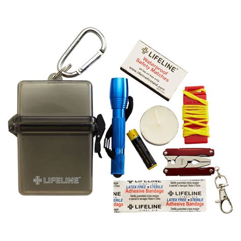 survival kit weatherproof survival kit the container store