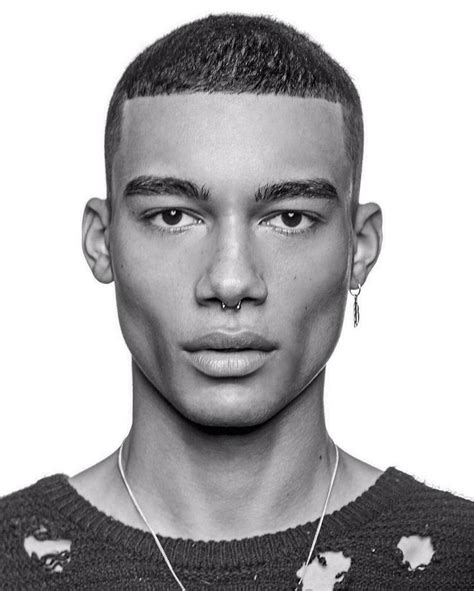 man intimate haircut 1000 ideas about black male models on pinterest male