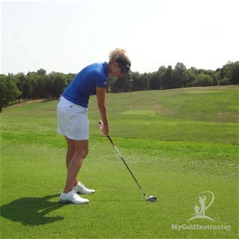 golf swing push preventing a push my golf instructor