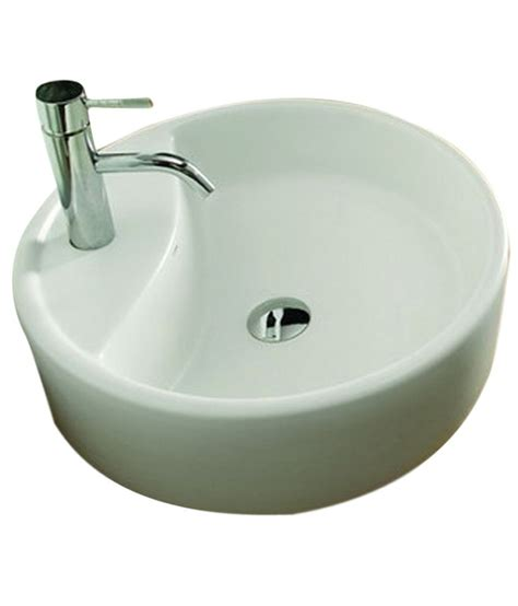 table top wash basin buy soncera table top wash basin at low price in