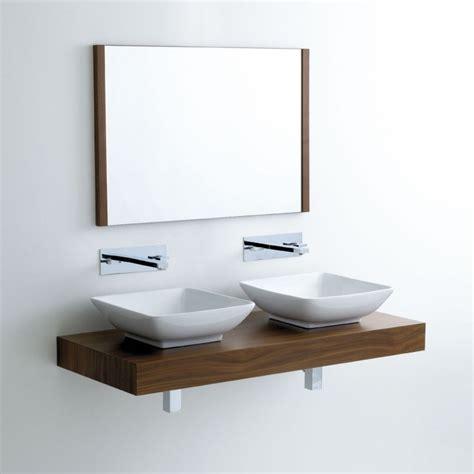 lavabos peque os medidas lavabos sobre encimera modernos m 225 s de 50 ideas