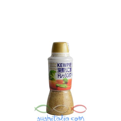 kewpie goma dressing goma dressing condimento a base di seamo 380ml