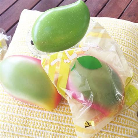 Jumbo Mango Squishy License By Areedy Squishy Buah Mangga Soft 103 best squishies images on squishies kawaii stuff and silly squishies