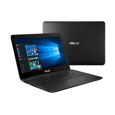Asus X454ya Amd A8 7410 4gb 500gb Dos Garansi Resmi jual asus x454ya bx801d notebook black quadcore a8 7410