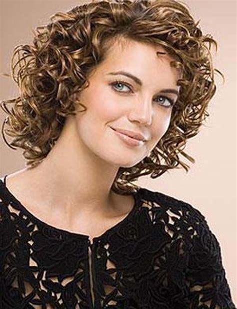 gray hair and perms perm short hairstyles 2015 hairstyles for 2016