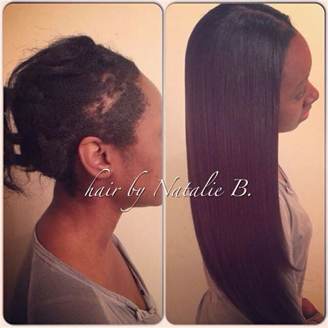 Sew In Edges With Thin Edges | 1000 images about sew in weave quick weave on pinterest