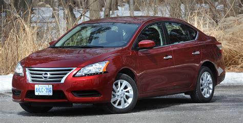 2015 nissan sentra sv review wheels ca
