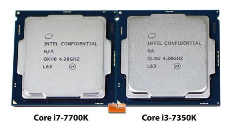 Intel I3 7350k Intel Lga 1151 Processor intel i3 7350k processor review legit reviewsintel