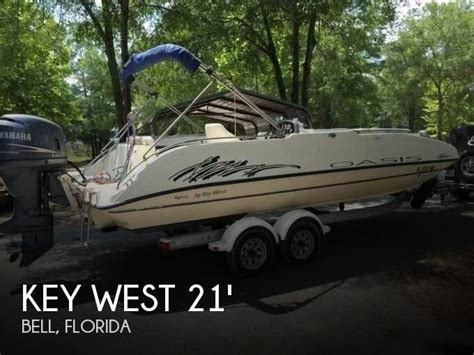 key west oasis boat for sale key west 210ls oasis 2004 for sale for 17 500 boats