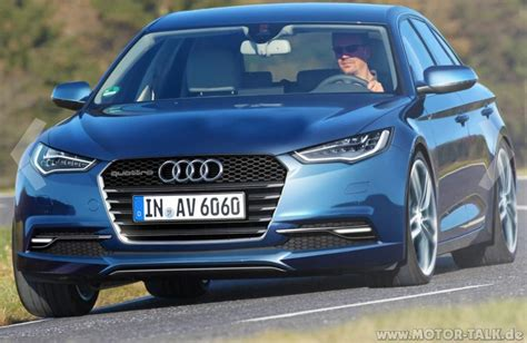 Facelift Audi A6 by A6 4g Facelift A6 Facelift Thread Audi A6 4g