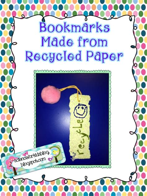 printable recycling bookmarks 48 best recycling earth day images on pinterest earth