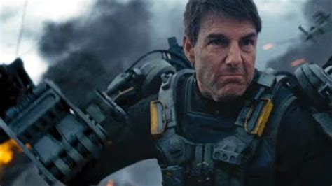 groundhog day tom cruise edge of tomorrow is edge of your seat