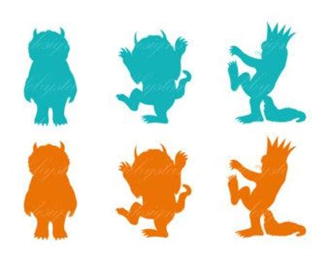 printable max crown clip art for where the wild things are classroom
