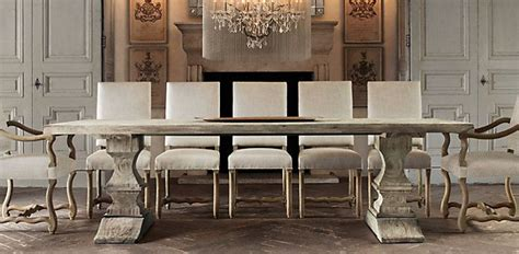 Dining Room Chairs Restoration Hardware Dumont Dining Tables Restoration Hardware Dining Tables Pinterest Table And Chairs Home