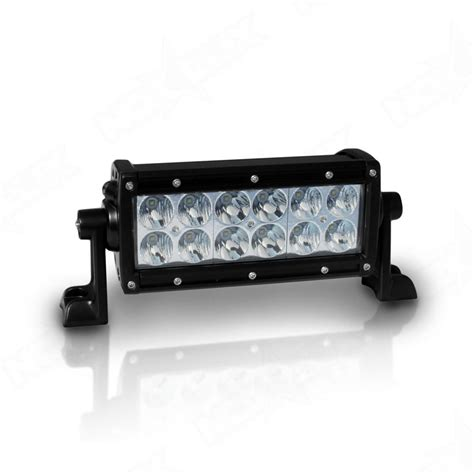6 inch led light bar aurora 6 quot dual row led light bar 6 inch 4x4 led light