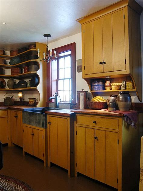 Primitive Kitchen Designs by 571 Best Primitive Kitchens Images On Pinterest Kitchens