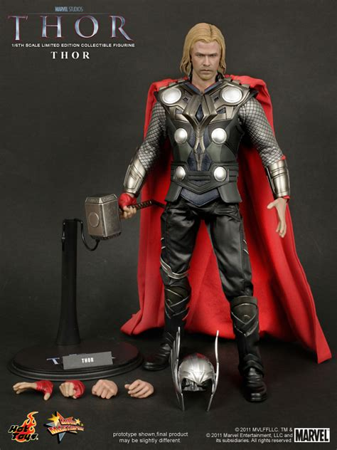 thor movie parts hot toys marvel movie masterpiece thor
