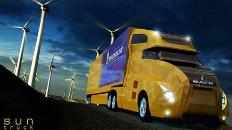 eco trucks suntruck the next gen highway cruiser