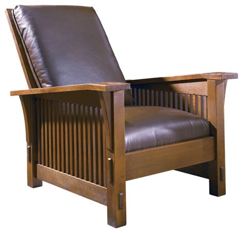 Stickley Morris Chair by Stickley Spindle Morris Chair 89 91 369