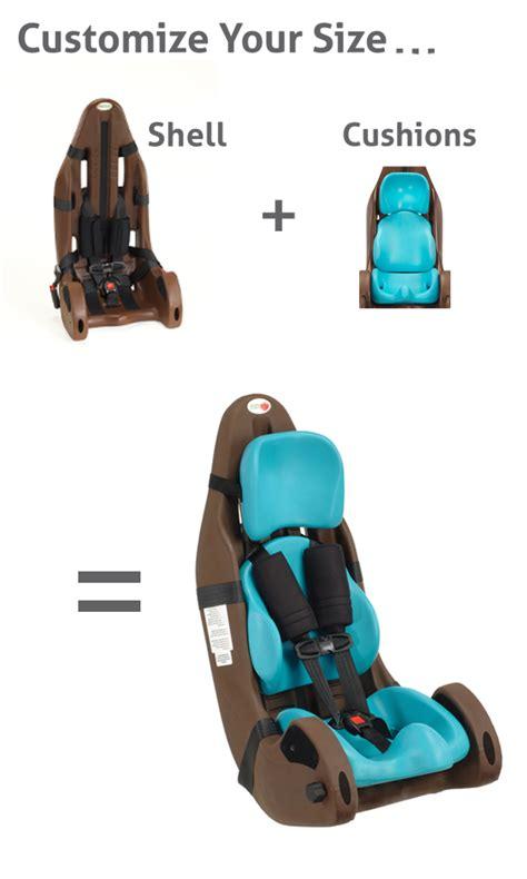 special needs seating special needs seating special tomato small mps car seat